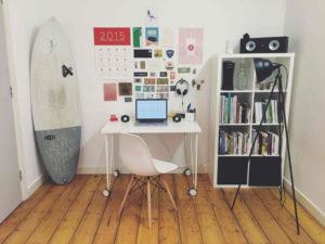 organización profesional de espacios