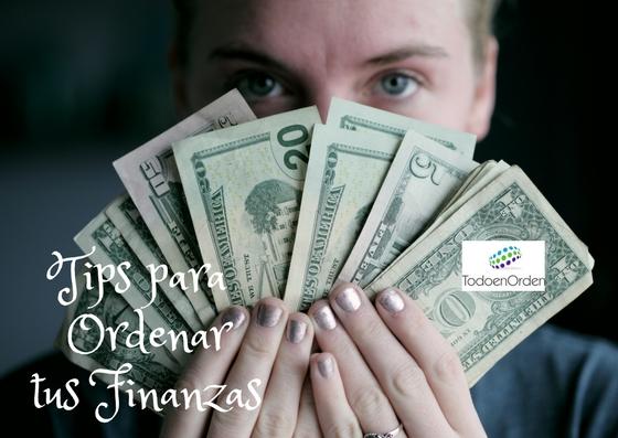 ordenar tus finanzas