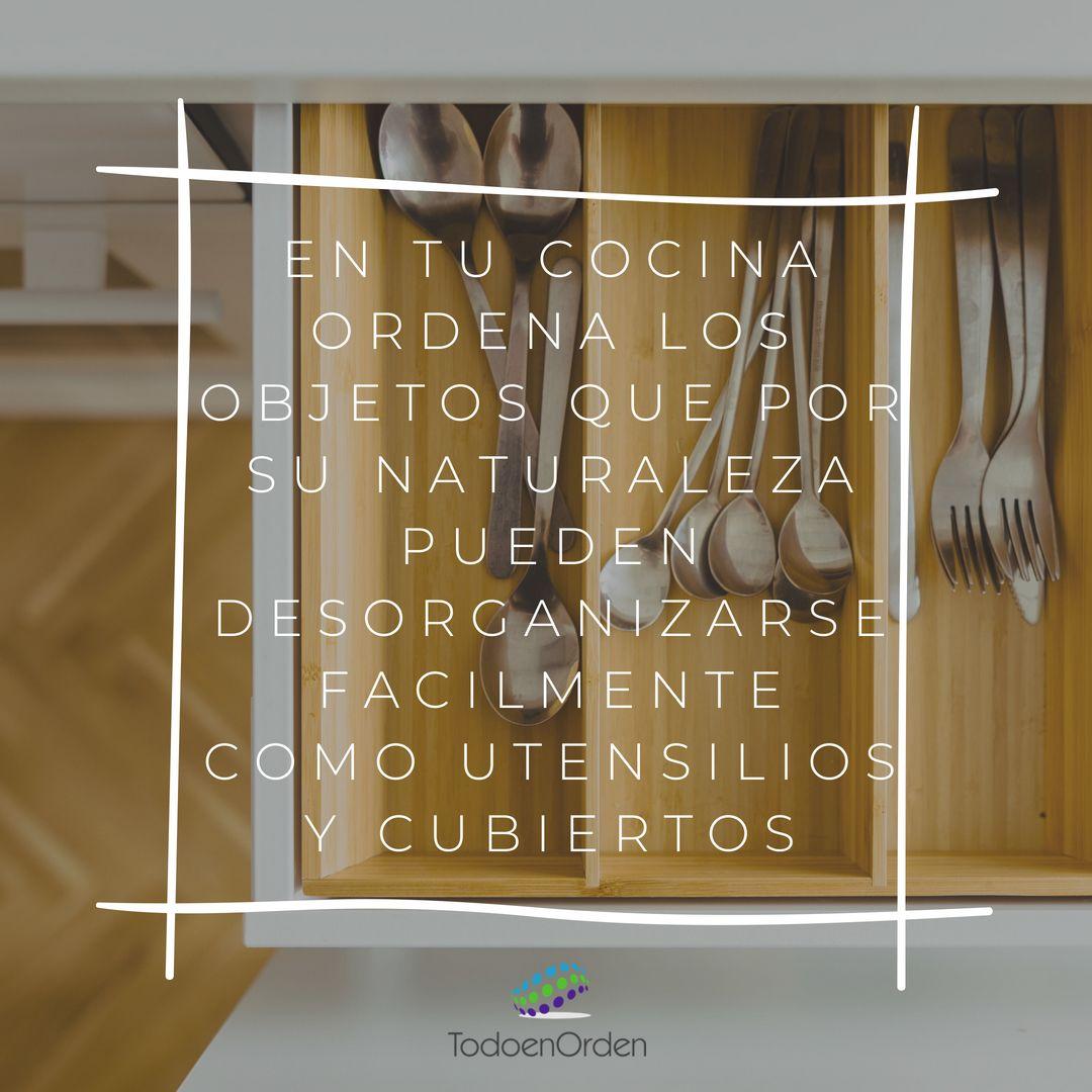 orden en tu cocina